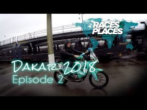 Races to Places – Dakar Rally 2018 – Episode 2 – ft. Lyndon Poskitt