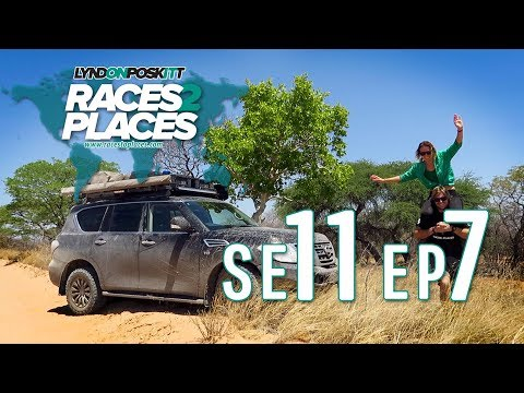 Races To Places SE11 EP7 – Adventure Motorcycling Documentary Ft. Lyndon Poskitt