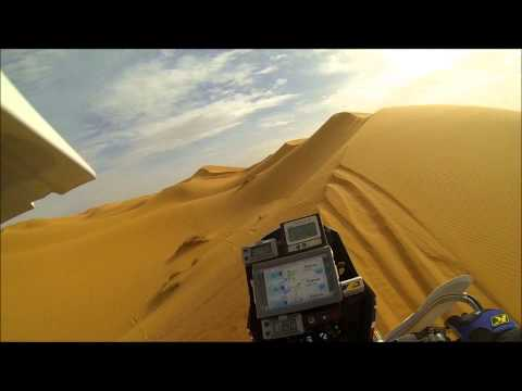 Read more about the article Lyndon Poskitt Merzouga Rally Stage 6