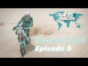 Lyndon Poskitt Racing: Races to Places – Dakar Rally 2018 – Episode 5 – ft. Lyndon Poskitt