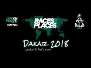 Dakar 2018 Coming Soon….