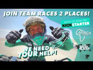 Team Races to Places – Race 2 Dakar LIVE (Africa ECO Race 2020) Launch Video Ft. Lyndon Poskitt