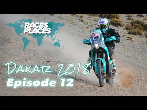 Lyndon Poskitt Racing: Races to Places – Dakar Rally 2018 – Episode 12 – Stage 7