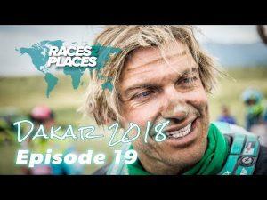 Lyndon Poskitt Racing: Races to Places – Dakar Rally 2018 – Episode 19 – Stage 14