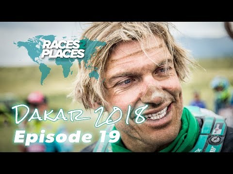 Lyndon Poskitt Racing: Races to Places – Dakar Rally 2018 – Episode 19 – Stage 14