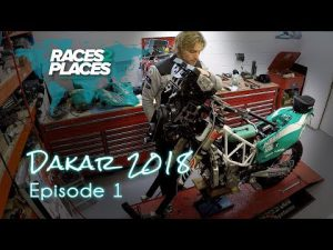 Races to Places – Dakar Rally 2018 – Episode 1 – ft. Lyndon Poskitt