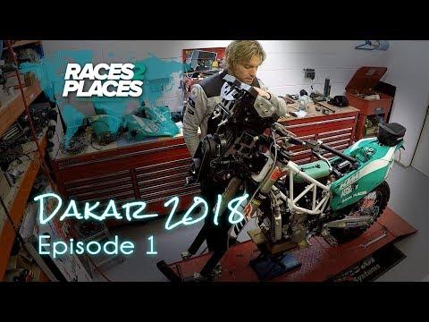 Races to Places – Dakar Rally 2018 – Episode 1 – ft. Lyndon Poskitt