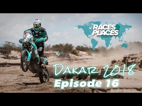Lyndon Poskitt Racing: Races to Places – Dakar Rally 2018 – Episode 16 – Stage 11