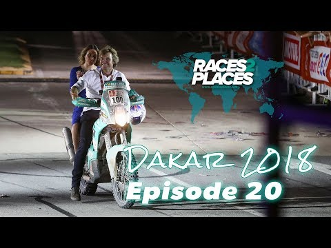 Lyndon Poskitt Racing: Races to Places – Dakar Rally 2018 – Episode 20 – PARTY!
