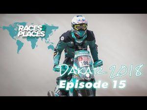 Lyndon Poskitt Racing: Races to Places – Dakar Rally 2018 – Episode 15 – Stage 10