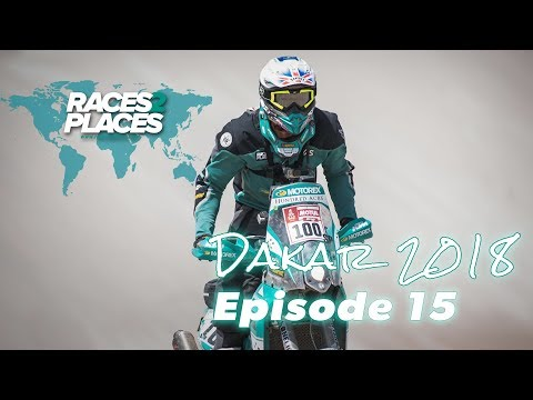 Lyndon Poskitt Racing: Races to Places – Dakar Rally 2018 – Episode 15 – Stage 10