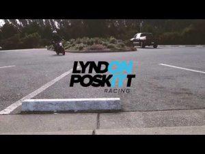 Lyndon Poskitt – Exercise anywhere routine…
