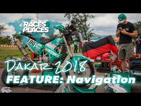 Lyndon Poskitt Races To Places Dakar 2018: Feature Episode – Navigation