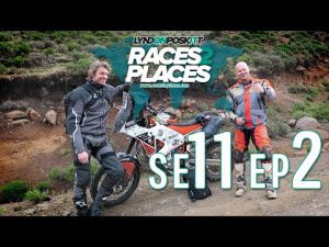 Races To Places SE11 EP02 – Adventure Motorcycling Documentary Ft. Lyndon Poskitt