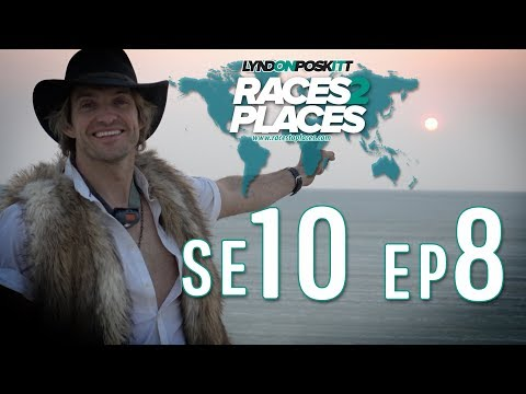 Races To Places SE10 EP08 – BURNING MAN SPECIAL Ft. Lyndon Poskitt