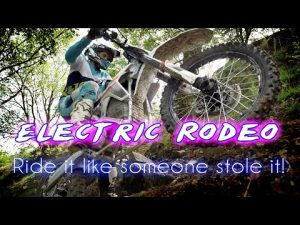 """Races to Places Erzberg 2018 """"Electric Rodeo – Ride it like someone stole it"""""""