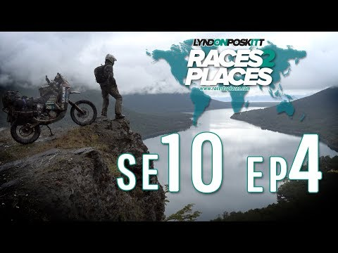 Races To Places SE10 EP04 – Adventure Motorcycling Documentary Ft. Lyndon Poskitt