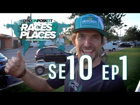 Races To Places SE10 EP01 – Adventure Motorcycle Documentary Ft. Lyndon Poskitt