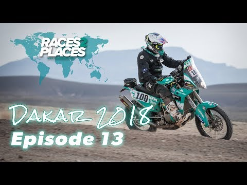 Lyndon Poskitt Racing: Races to Places – Dakar Rally 2018 – Episode 13 – Stage 8