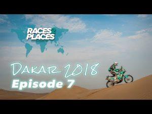 Lyndon Poskitt Racing: Races to Places – Dakar Rally 2018 – Episode 7 – ft. Lyndon Poskitt