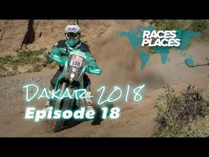Lyndon Poskitt Racing: Races to Places – Dakar Rally 2018 – Episode 18 – Stage 13