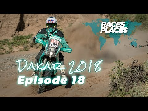Lyndon Poskitt Racing: Races to Places – Dakar Rally 2018 – Episode 18 – Stage 13
