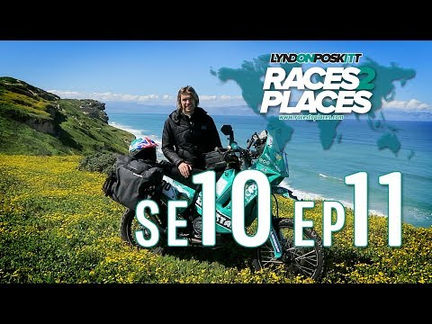 Races To Places SE10 EP11 – Adventure Motorcycling Documentary Ft.Lyndon Poskitt