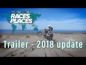 Races to Places Trailer (2018 update) Ft. Lyndon Poskitt