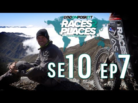 Races To Places SE10 EP07 – Adventure Motorcycling Documentary Ft. Lyndon Poskitt