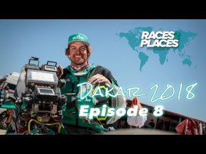 Lyndon Poskitt Racing: Races to Places – Dakar Rally 2018 – Episode 8 – Stage 4