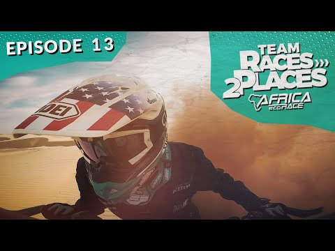 Race 2 Dakar 2020, Africa Eco rally Race, Team Races to Places Ep. 13 with Lyndon Poskitt