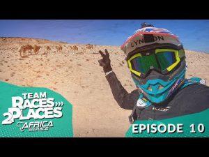 Race 2 Dakar 2020, Africa Eco rally Race, Team Races to Places Ep.10 with Lyndon Poskitt