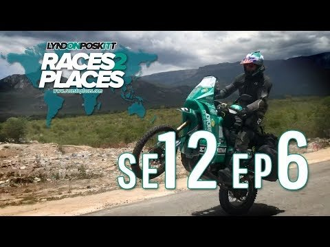 Races to Places SE12 EP06 – Angola – Adventure Motorcycling Documentary Ft. Lyndon Poskitt