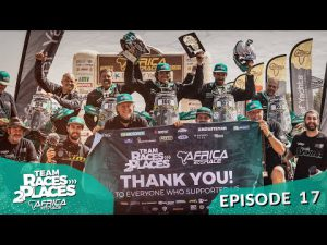 Race 2 Dakar 2020, Africa Eco rally Race, Team Races to Places Ep. 17 with Lyndon Poskitt