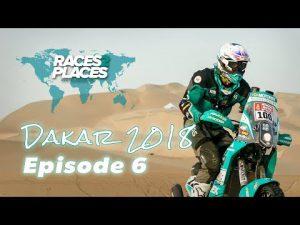 Lyndon Poskitt Racing: Races to Places – Dakar Rally 2018 – Episode 6 – ft. Lyndon Poskitt
