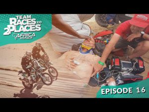 Race 2 Dakar 2020, Africa Eco rally Race, Team Races to Places Ep.16 with Lyndon Poskitt