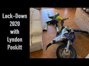 Lock-Down Boredom – Home Office Ride with Lyndon Poskitt