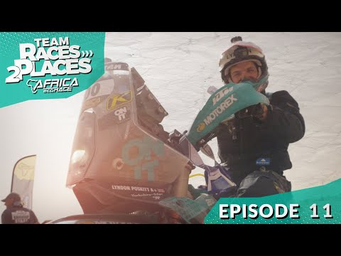 Race 2 Dakar 2020, Africa Eco rally Race, Team Races to Places Ep. 11 with Lyndon Poskitt