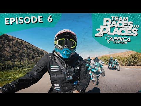 Race 2 Dakar 2020, Africa Eco rally Race, Team Races to Places Ep.6 with Lyndon Poskitt