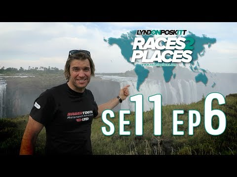 Races To Places SE11 EP06 – Adventure Motorcycling Documentary Ft. Lyndon Poskitt