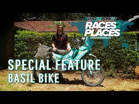 Read more about the article Races to Places Special Feature – All you wanted to know about Basil Bike