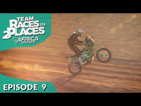 Race 2 Dakar 2020, Africa Eco rally Race, Team Races to Places Ep. 9 with Lyndon Poskitt