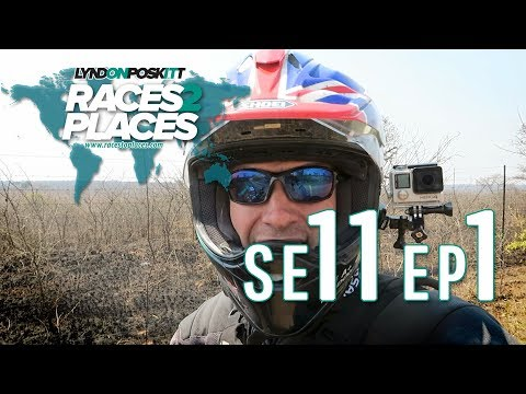Races To Places SE11 EP1 – Adventure Motorcycling Documentary Ft. Lyndon Poskitt