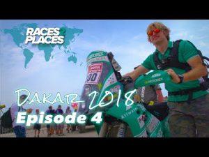 Races to Places – Dakar Rally 2018 – Episode 4 – ft. Lyndon Poskitt