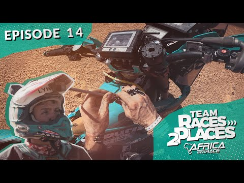 Race 2 Dakar 2020, Africa Eco rally Race, Team Races to Places Ep. 14 with Lyndon Poskitt