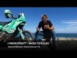 Michelin M16 Front Mousse with Anakee Wild Test – Races to Places -Lyndon Poskitt