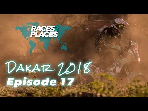 Lyndon Poskitt Racing: Races to Places – Dakar Rally 2018 – Episode 17 – Stage 12