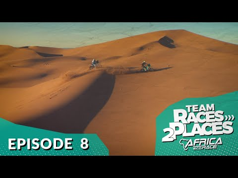 Race 2 Dakar 2020, Africa Eco rally Race, Team Races to Places Ep. 8 with Lyndon Poskitt