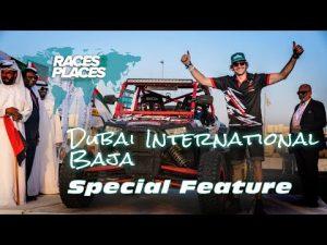 Races to Places – Dubai International Baja Rally (DIB)