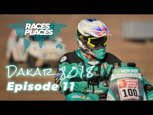 Lyndon Poskitt Racing: Races to Places – Dakar Rally 2018 – Episode 11 – Rest Day